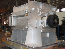 Hammer mill / for grain / horizontal / air classifier
