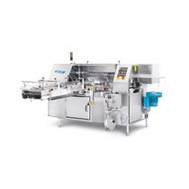 Automated packing machine / bag / for food applications