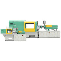 Horizontal injection molding machine / electric / fast-cycling