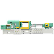 Horizontal injection molding machine / hydraulic / hybrid / toggle