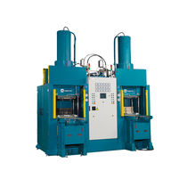 Hydraulic press / compression / for thermosetting molding / transfer
