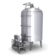 Aseptic tank / beverage / storage / process