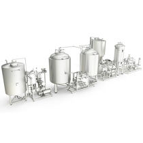 Liquid filtration unit / compact / modular
