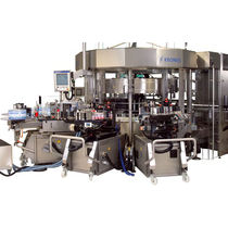 Automatic labeler / for self-adhesive labels / hot-melt glue / cold-glue