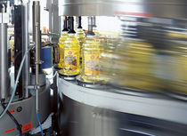 Automatic labelling machine / cold-glue / hot-melt glue / for self-adhesive labels