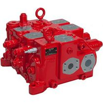 Hydraulically-operated valve / control