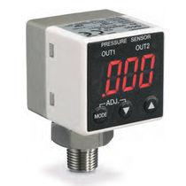 Absolute pressure transducer / vacuum / thin-film / digital