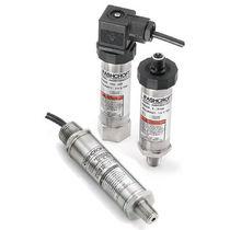 Absolute pressure transmitter / membrane / 4-20 mA / threaded