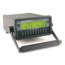 Pressure calibrator / for temperature sensors / portable / digital