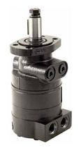 Gear hydraulic motor / for heavy-duty applications