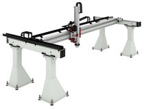 Gantry linear module / 3-axis