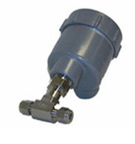 Mass flow meter / for gas / with analog output / in-line