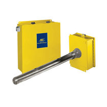 Thermal flow meter / mass / for air / for gas