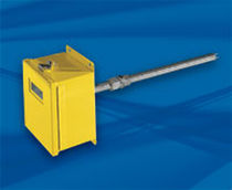 Thermal flow meter / mass / for air / for nitrogen