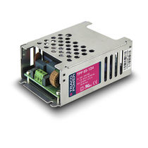 AC/DC power supply / closed frame / for medical applications