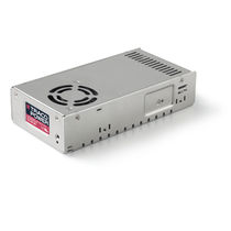 AC/DC power supply / triple-output / compact / switching