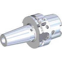HSK tool holder / shrink fit / for machining / balanced