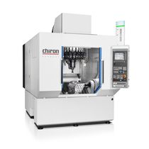 CNC machining center / 5-axis / vertical / with rotary table