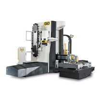 3-axis milling machine / universal / traveling-column / high-performance