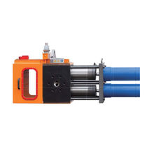 Continuous screen changer / hydraulic