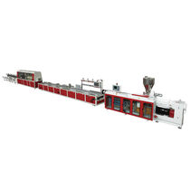 Profile extrusion line / for WPC