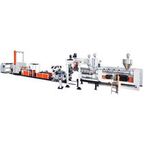 Sheet extrusion line / for PS / for PP / multilayer