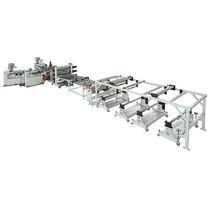 Sheet extrusion line / for PP