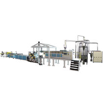 Sheet extrusion line / for PS / for PET / multilayer