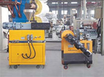 Sheet extrusion line / for PMMA / for EVA / for PE