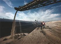 Steel conveyor belt / wear-resistant / corrosion-resistant / reinforced