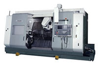 CNC milling-turning center / horizontal / 4-axis / double-turret