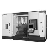CNC lathe / 4-axis / milling machine