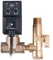 Condensate drain / timer-controlled / electronic