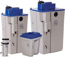 Gravimetric separator / condensate / for compressors