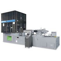 Injection-stretch blow molding machine / for PET containers / for large containers / multi-station