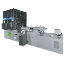 Injection-stretch blow molding machine / for large containers / multi-station