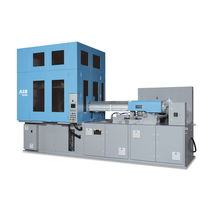 Injection-stretch blow molding machine / one-step
