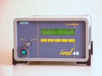 Digital ohmmeter / bench-top / for pyrotechnic devices