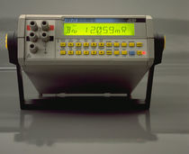 Digital microhmmeter / bench-top / 4-wire / low-resistance