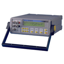 Digital microhmmeter / bench-top / 4-wire