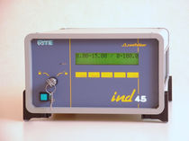 Digital megohmmeter / bench-top / security / for pyrotechnic devices