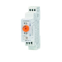 Analog time relay / multi-function / DIN rail mounted