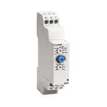 Analog timer / multi-function / DIN rail / programmable