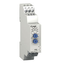 Phase control relay / three-phase / DIN rail