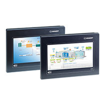 HMI with touch screen / VESA mounting / 800 x 480 / 480 x 272