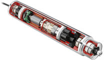 Conveyor motorized roller / brushless