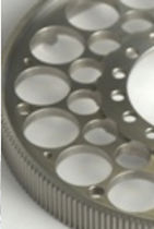 Cylindrical gear / helical-toothed / straight-toothed