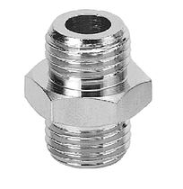 Hydraulic adapter / reducing / thread / brass