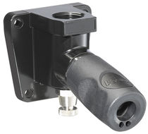 Push-to-lock fitting / pneumatic / straight / composite