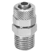 Quick coupling / straight / pneumatic / hydraulic